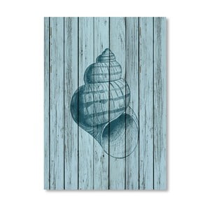 Plakat Wood Shell