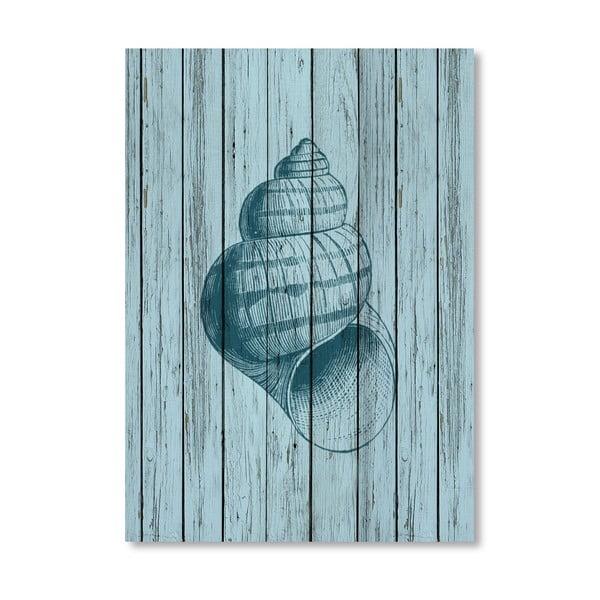 Plakat Wood Shell