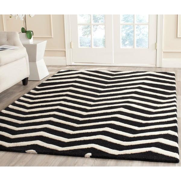 Wełniany dywan Edie, 182x274 cm