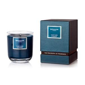 Świeczka o zapachu ylang ylang Bahoma London, 75 godz.