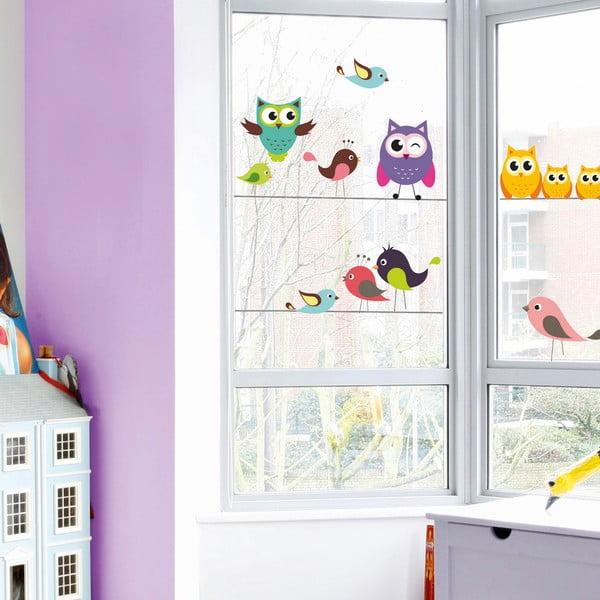 Naklejka na okno Funny Forest
