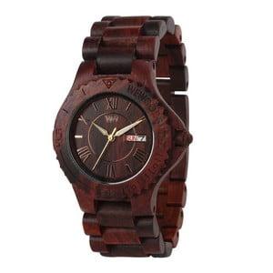Drewniany zegarek Roman Chocolate