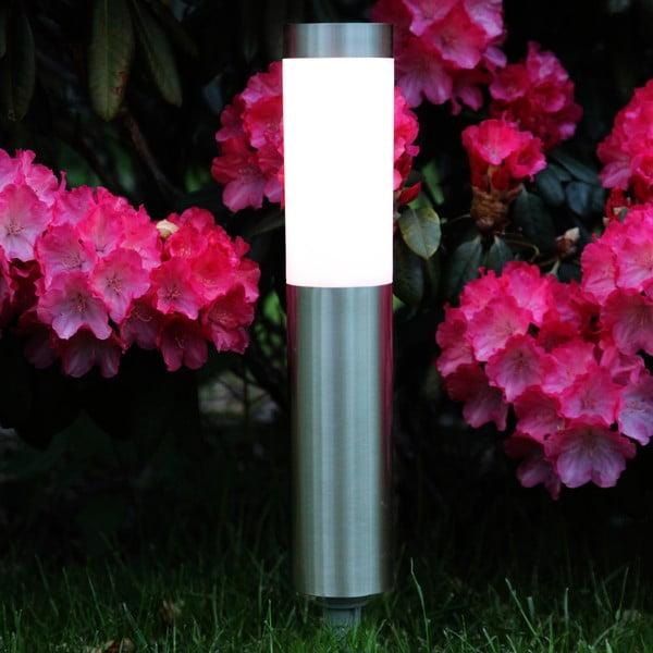 Stalowa lampa ogrodowa LED Best Season Path