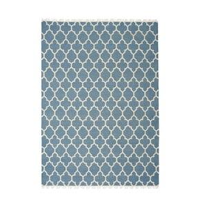 Wełniany dywan Arifa Turquoise, 160x230 cm