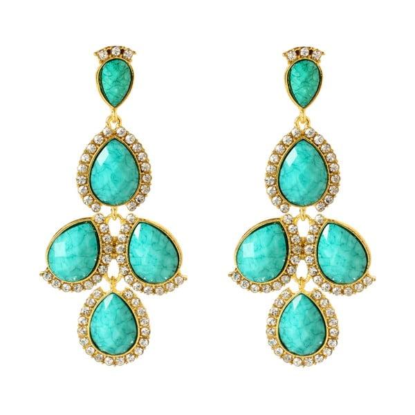 Kolczyki Sagaponack Evening Turquoise