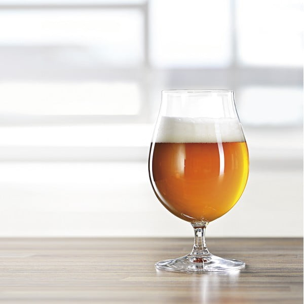 Zestaw 6 szklanek do piwa Tulip