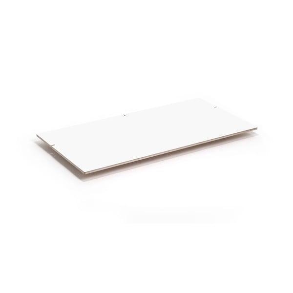 Blat Studio - biały, 150x75 cm