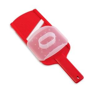 Czerwona szatkownica ceramiczna Colori
