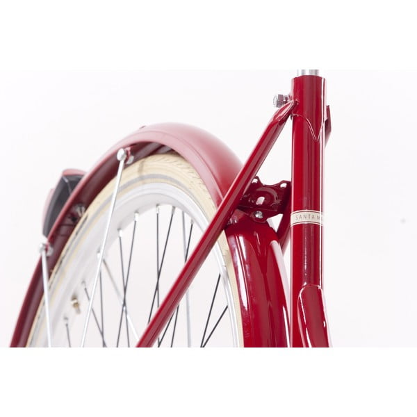 Rower miejski Santa Maria Red