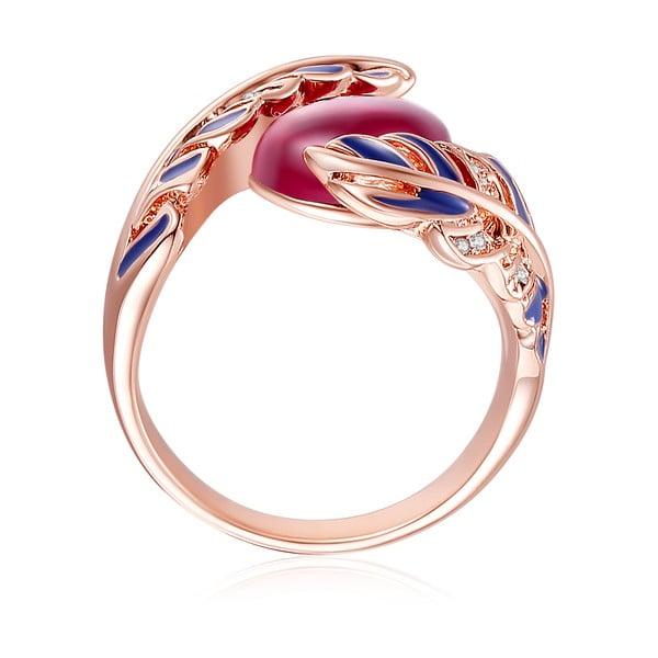 Pierścionek z kryształami Swarovski Lilly & Chloe Josée, rozm. 52