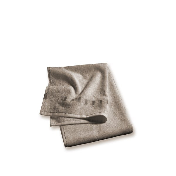 Jasnobrązowa myjka Esprit Solid, 16x21 cm