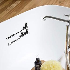 Naklejka Bath Duck