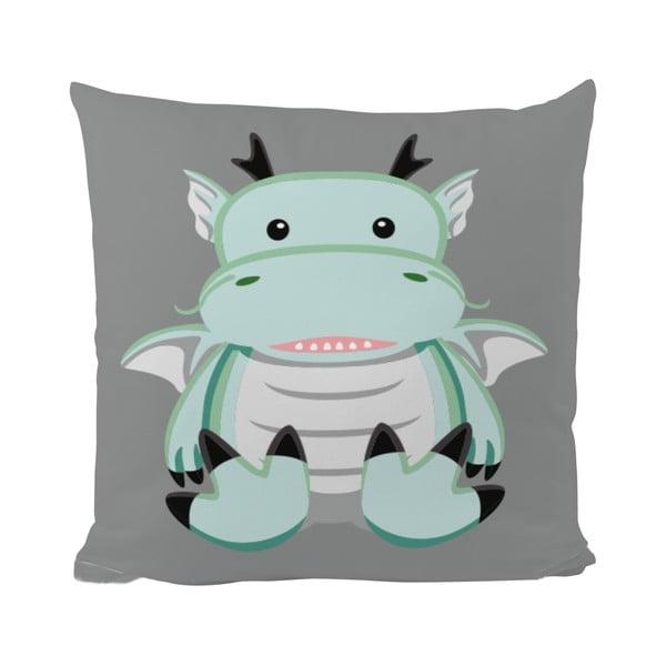 Poduszka   Baby Dragon, 50x50 cm