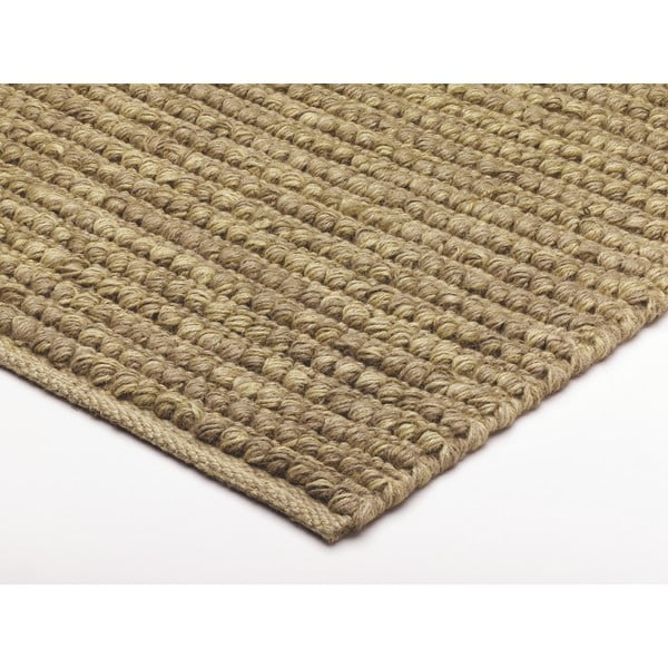 Jutowy dywan Jute Loop Natural, 160x230 cm