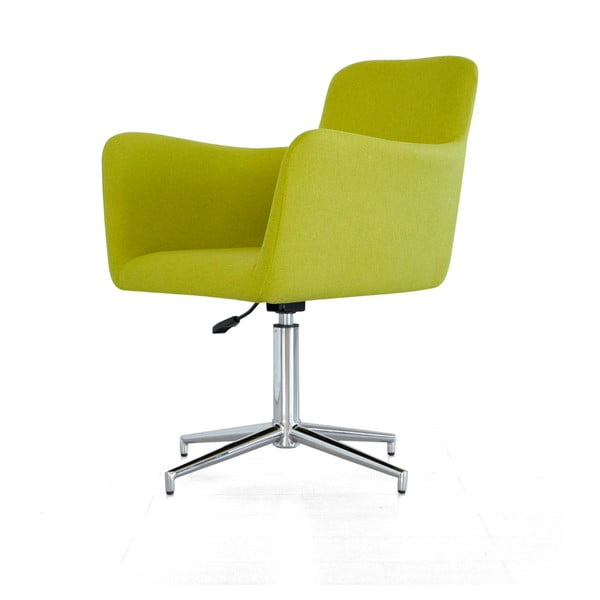 Krzesło regulowane Pan, zielone