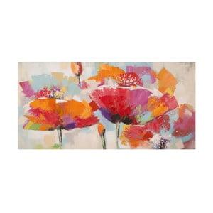 Obraz ręcznie malowany Mauro Ferretti Impression, 70x140cm