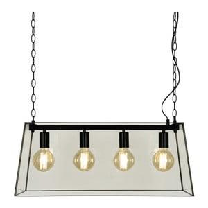 Lampa wisząca na 4 żarówki Scan Lamps Diplomat