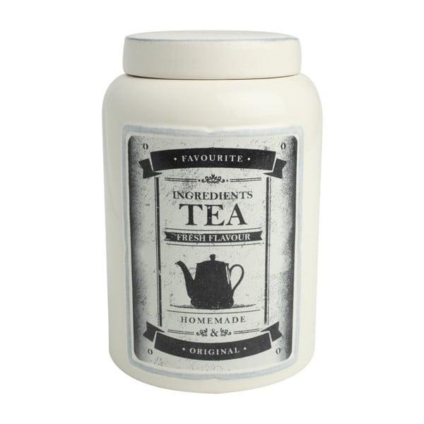 Ceramiczny pojemnik na herbatę Favourite Ingredients