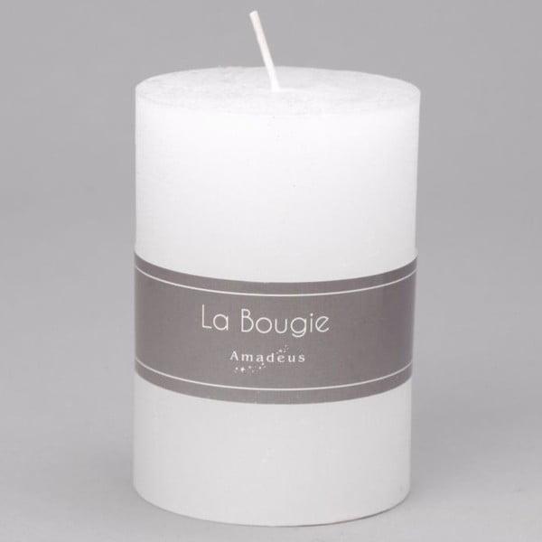 Świeczka Small White Cylinder