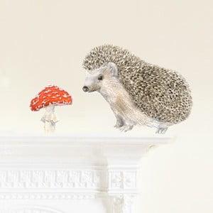Naklejka Mini Jeżyk
