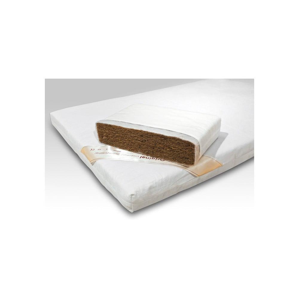 Materac z włókien kokosowych Faktum, 70x140 cm