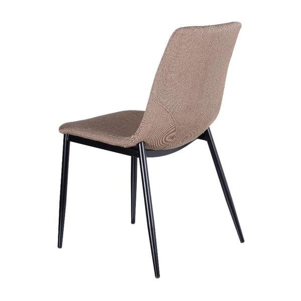 Krzesło Simplicity, brązowe