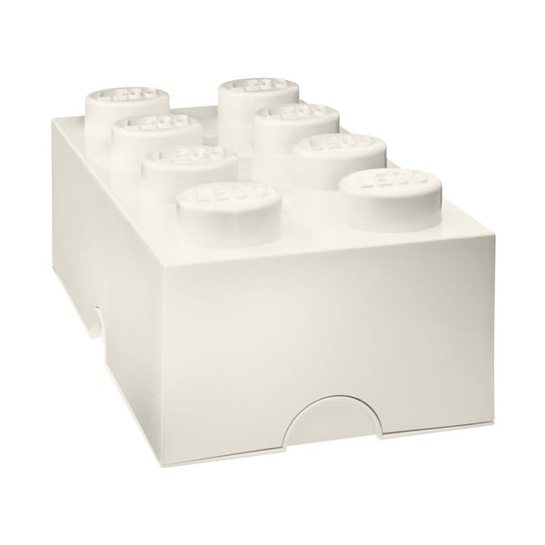 Biały pojemnik LEGO®
