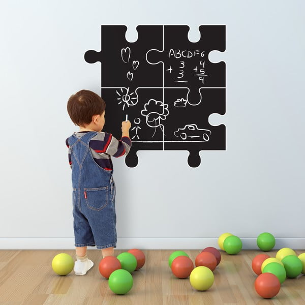 Naklejka/tablica WALPLUS Puzzle