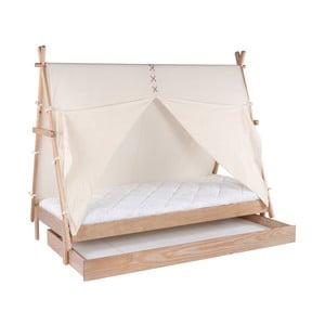 Szuflada z drewna sosnowego pod łóżko BLN Kids Apache