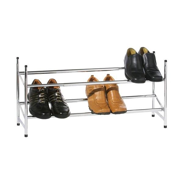 Rozkładana półka na buty Premier HousewaresChrome Frame