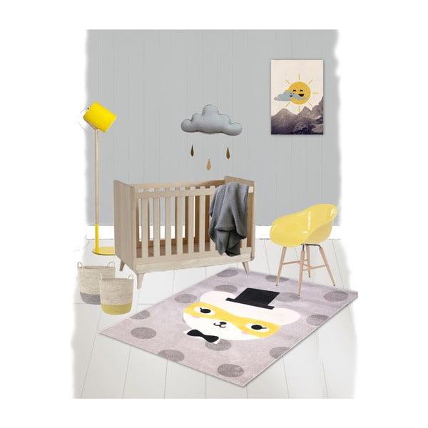 Dywan dziecięcy Sweet Polka, 120x170 cm
