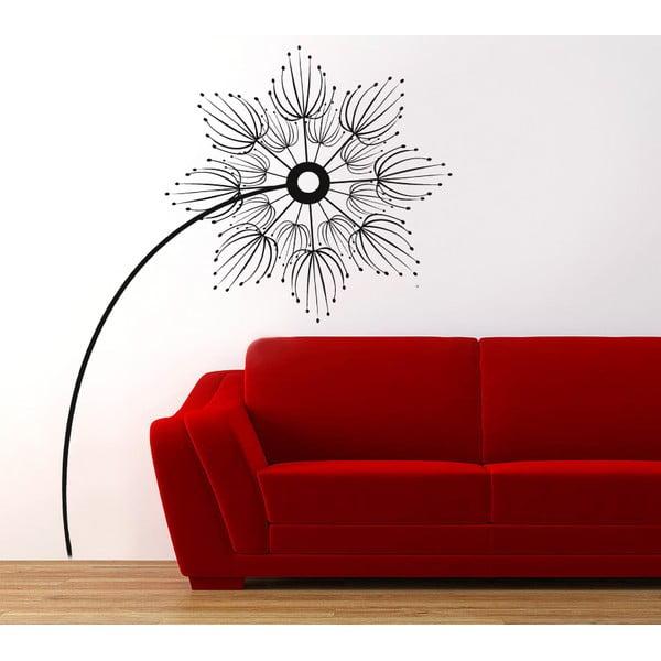Naklejka dekoracyjna na ścianę Abstrakcyjny kwiat