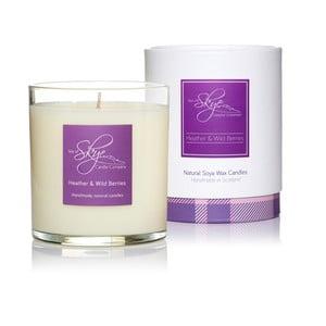 Świeczka o zapachu wrzosu szkockiego i dzikich owoców Skye Candles Tumbler, 45h