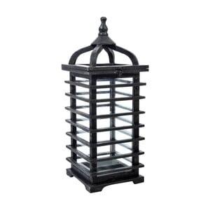 Lampion Oriental Black, 25x25x62 cm