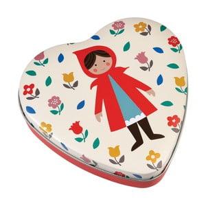 Pudełko na drobności Czerwony Kapturek Rex London Red Riding Hood