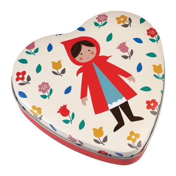 Pudełko na drobiazgii Czerwony Kapturek Rex London Red Riding Hood