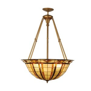Lampa wisząca Tiffany Sun