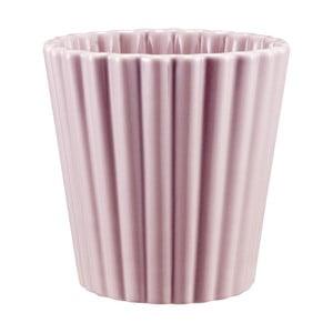 Doniczka Cupcake, różowa