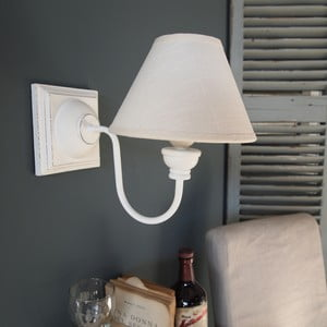 Lampa naścienna Antique Luca, 20x31x25 cm