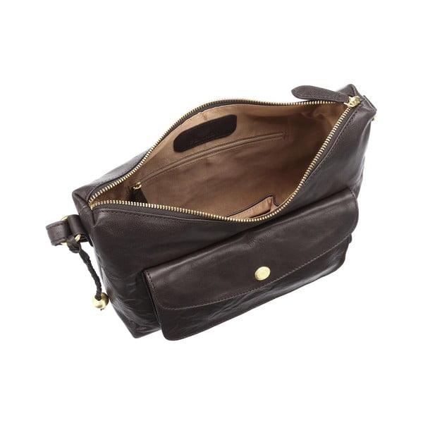 Damska torba skórzana Angel Brown