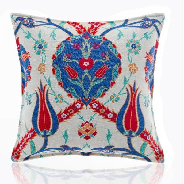 Poszewka na poduszkę Suleyman, 43x43 cm