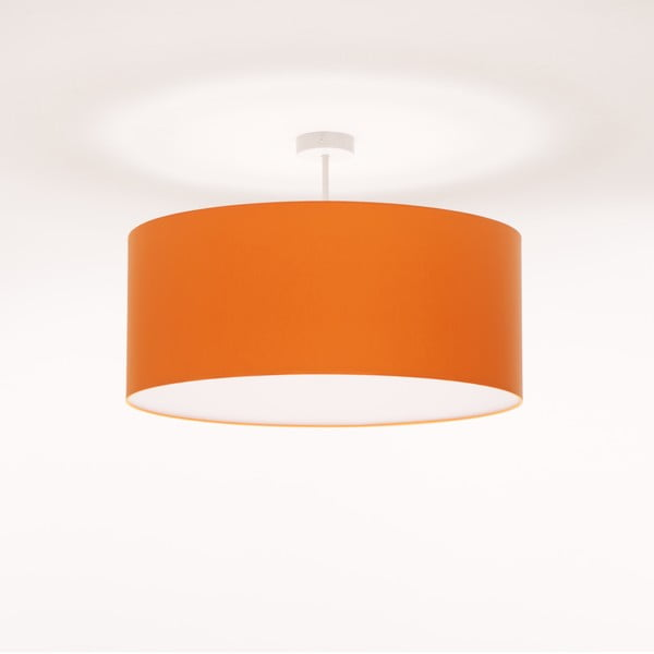 Lampa sufitowa Artist Cylinder Orange/White