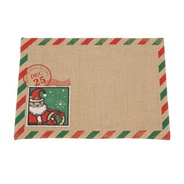 Podkładka   Santa Postcard, 45x33 cm
