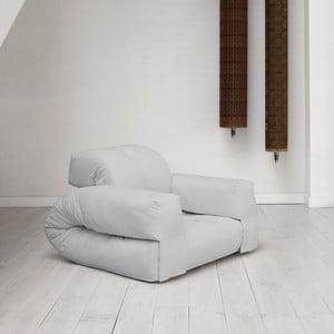 Fotel rozkładany Karup Hippo Light Grey