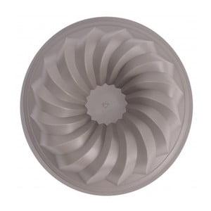 Szara forma silikonowa na babkę Sabichi Cone