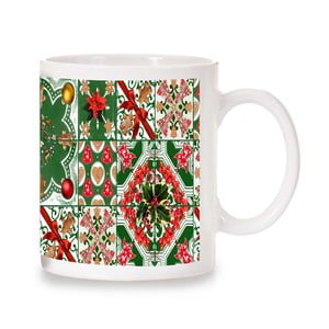 Kubek Crido Consulting Christmas Mosaic