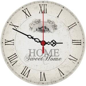 Zegar ścienny Sweet Home, 30 cm