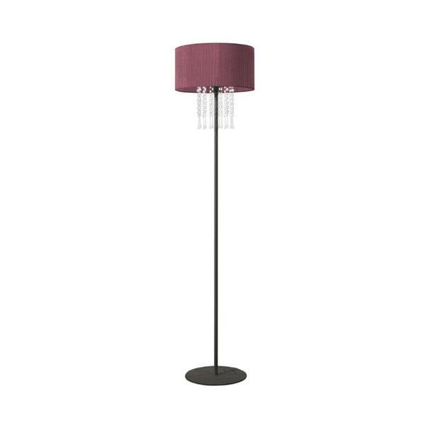 Lampa stojąca Venecia, fioletowa