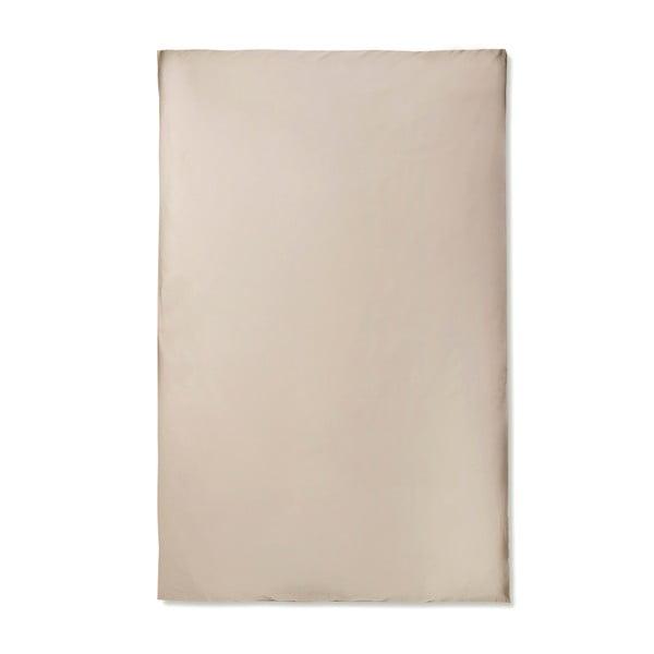 Brązowa poszwa na kołdrę Casa Di Bassi Basic, 240x220 cm