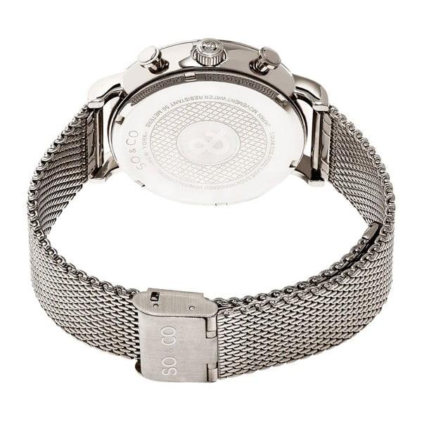 Zegarek męski Monticello Richman Silver/Black